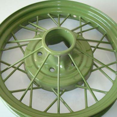 Model A Wheel Colors